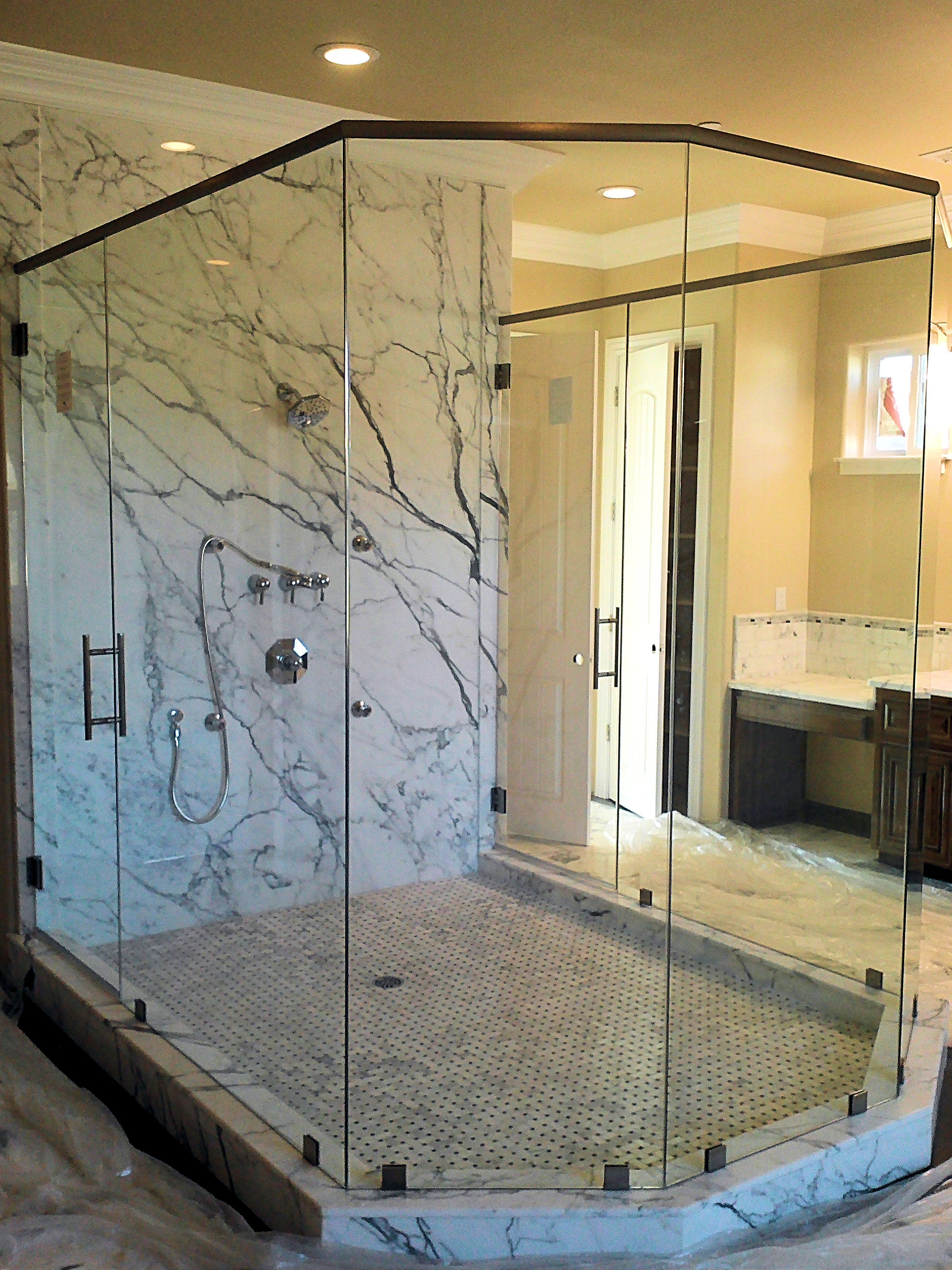 Century shower door century showerdoor 3 projects
