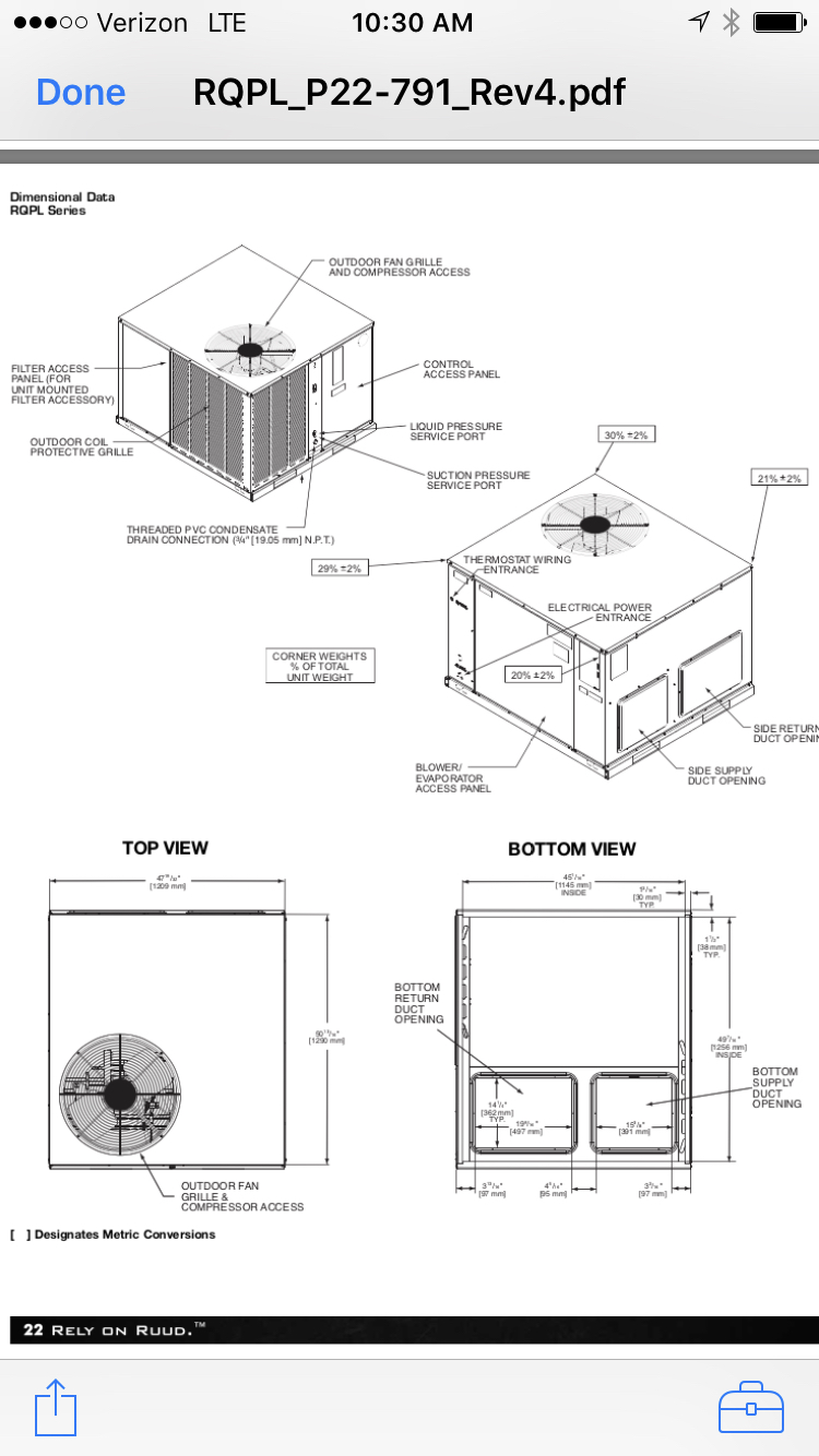 Air Max Inc Mirshahzadeh 3 Projects Hvac Duct Drawing Images